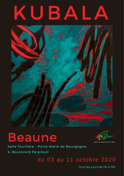 Exposition Beaune 2020